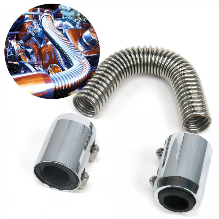 Stainless Steel Radiator Hose Kits | johnnylawmotors com