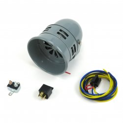 Air Raid Siren Hrn Kit With High Amp DriverRly, Plug In Harn And Circuit Breaker - Part Number: TRGHA169K