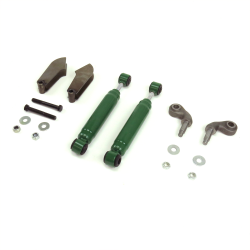 "Universal 47 3/4"" Solid Axle Shock Kit - Part Number: HEXSHKUBA"