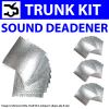 Heat & Sound Deadener for Packard ~ Trunk Compartment Compartment - Part Number: ZIR770FC