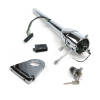 "32"" Chrome Steering Column & Drop Kit - Part Number: HEXSTCOLKIT1"