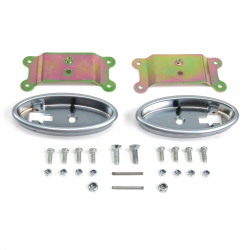 Door Handle Base Release (Pair) - Part Number: AUTBZDHB