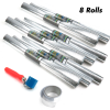 UltraMat Heat & Sound Barrier - 8 Roll Pro Kit - Part Number: ZIRUMP0800KIT