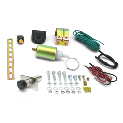 15lb Power Trunk / Hatch Kit with Door Popper - Part Number: AUTPT2500