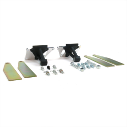 Universal Weld In LS1 Chevy Motor Mount Kit - Part Number: HEXEBMALS1