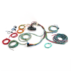 Ultimate 15 Fuse '12v Conversion' wiring harness  33 1933 Model 40 Roadster - Pickup