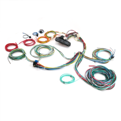 Ultimate 15 Fuse '12v Conversion' wiring harness  32 1932 Model B 4-door Sedan - Fordor, B-400