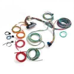 Ultimate 15 Fuse '12v Conversion' wiring harness  32 1932 Model B Cabriolet