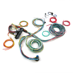 Ultimate 15 Fuse '12v Conversion' wiring harness  31 1931 Model A Pickup 