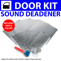 Heat & Sound Deadener Ford 1935 - 40 2 Door Kit + Tape, Roller 3045Cm2 - Part Number: ZIR7967B