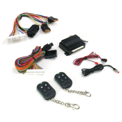 Plug In BMW Keyless Entry with Window Control (Door Lock, Unlock & Windows Up) - Part Number: STEBMW45PC