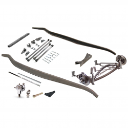 1932 Ford Frame Kit ~Hairpin Super Deluxe Non-Drilled fits Dearborn, Brookville - Part Number: VPAFRK77E16