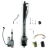 "33"" Paintable Steering Column Automatic ~Indicator,  Shifter,  Power Tilt - Part Number: HEXPTRKC1B"