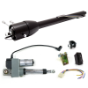 "32"" Paintable Steering Column Floor Shift ~ Power Tilt - Part Number: HEXPTRKC2B"