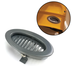 AC / Heater Air Vent - Part Number: ZIRBWAC