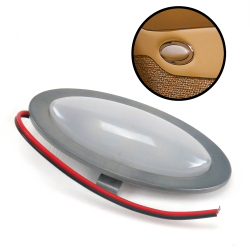 LED Billet Interior Courtesy / Map / Dome Light - Part Number: AUTBWDL