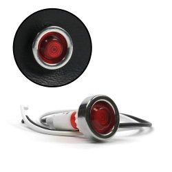 Red LED Indicator Light - Part Number: KICSWIND5RD