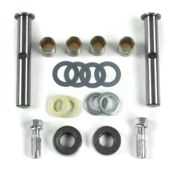 1928-48 Ford Spindle King Pin Kit with Bushings - Part Number: HEXSPINKP1