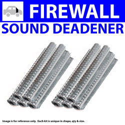 Heat & Sound Deadener Early Cars 1935 - 1940 Firewall Kit 12483Cm2 - Part Number: ZIR7980E