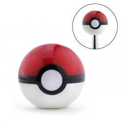 Poke Ball Shift Knob with M16 x 1.5 Insert - Part Number: ASCSN17001