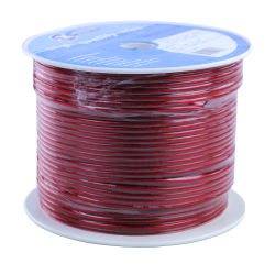 Primary Wire 10g. Red 500ft. - Part Number: KICPW10500RED