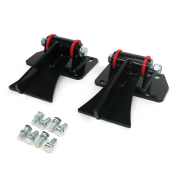 Chevy LS Series Weld In Motor Mount Set Engine & Frame Brackets