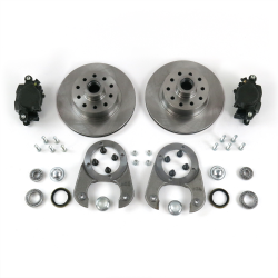 "55-57 Full Size Chevy Belair 2"" Drop Brake Conversion - Part Number: HEXBK3"