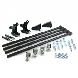 Universal Front Four Link Kit - Part Number: HEX4LUAA