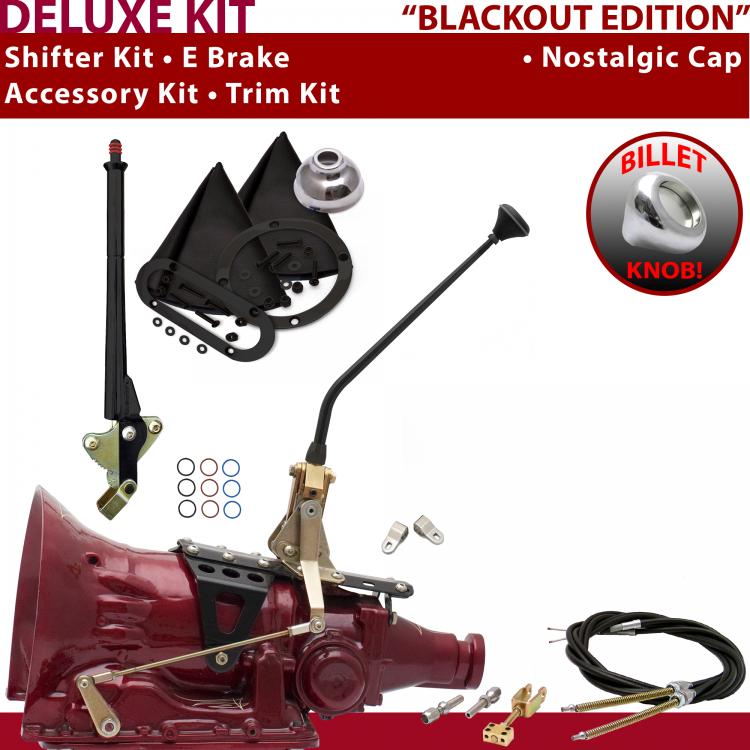 4L60 8 E Brake Trim Kit Dipstick for D5CB3 American Shifter 399386 Shifter