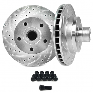 60-72 Chevy C10 Disc Brake 5x5 Rotors