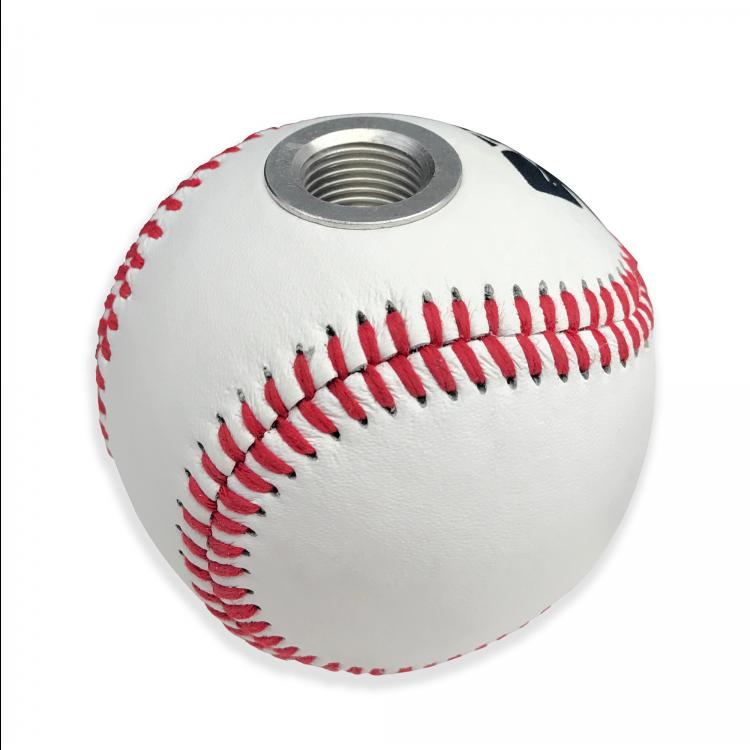 American Shifter 159059 Baseball Transmission Gear Shift Knob with 1//2-20 Insert