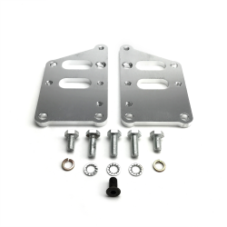 LS1 Motor Mount Brackets - Pair - Part Number: HEXBRK042