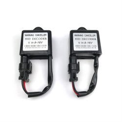 HID Decoder System - Domestic (1 Pair) - Part Number: HIDADP3