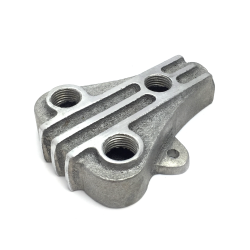 3 Port Finned Fuel Distribution Block - Part Number: VPAFDBB3