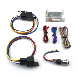 1 Touch Headlight Controller - Part Number: AUTEC6