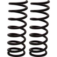 coil springs, front leaf springs, shock mounts, spring clamps, spring perches,