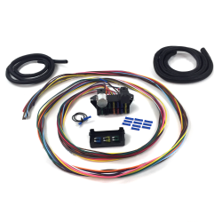 Ultimate 12 Fuse '12v Conversion' Wire Harness  32 1932 Model B Coupe, 3 window, 5 window