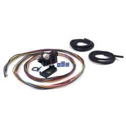 Complete Vehicle Wire Harnesses Systems | Wire Harness Kits | Power on headlights kit, hose kit, exhaust kit, bumper kit, timing belt kit, transmission kit, air bag kit, fan kit, fuel line kit, car wiring kit, strat wiring kit, wiring light kit, wiring tools kit, coil kit, wiring connector kit, oil cooler kit, wiring thermostat, timing chain kit,