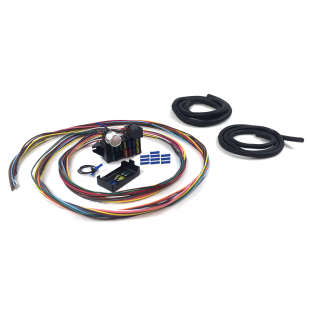 28-34 Ford 12v Conversion Wire Harness Kits