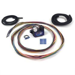 Complete Vehicle Wire Harnesses Systems | Wire Harness Kits | Power on main switch, main fuse, main spring, main circuit breaker, ignition coil harness, main door, main relay, main frame, handlebar harness, main seal,