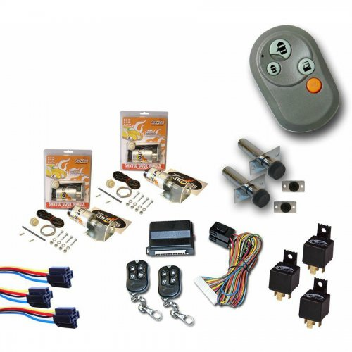 AUTOLOC SHAVED DOOR KIT instructions, warranty, rebate