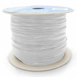Primary Wire 18g. Clear 500ft. - Part Number: KICPW18CLEAR