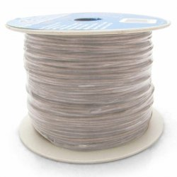 Primary Wire 18g. White 500ft. - Part Number: KICPW18WHITE