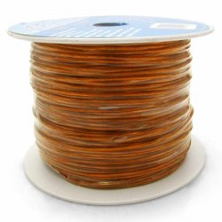 Primary Wire 18g. Orange 500ft. - Part Number: KICPW18ORANGE