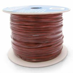 Primary Wire 18g. Red 500ft. - Part Number: KICPW18RED