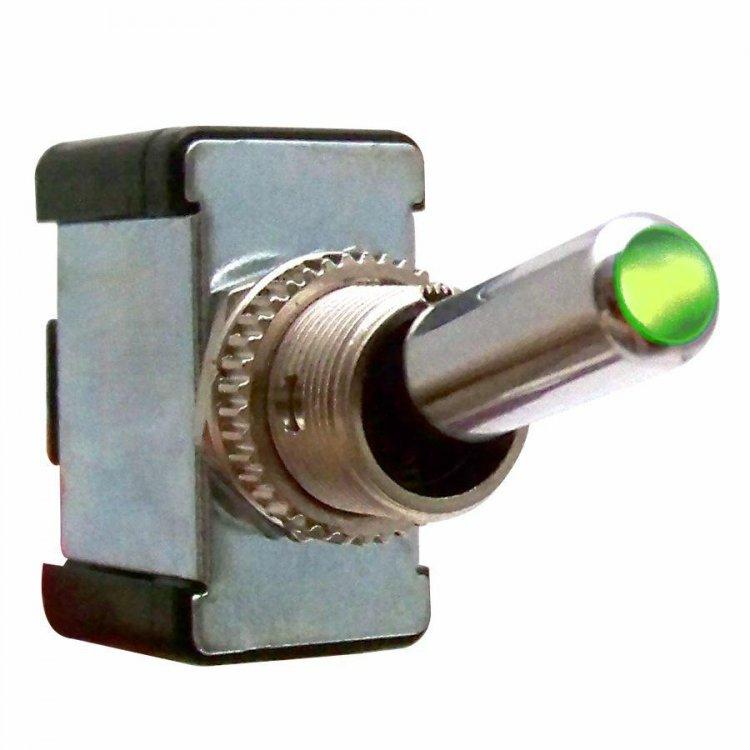 All Aluminum LED Toggle Switches   johnnylawmotors com