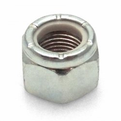 1/2-20 Nyloc Jam Nut - Part Number: HWN61220