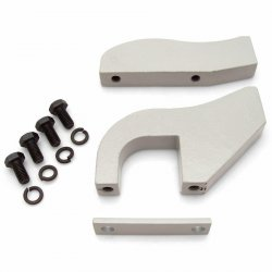 Steering Rack Mounting Bracket Set - Part Number: HEXBRK045