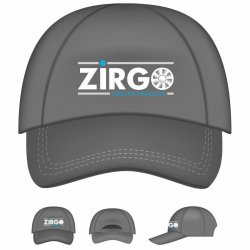 Zirgo Logo Baseball Cap - Part Number: ZIGPROB001