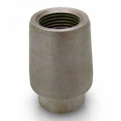 Weld In Bung ~ 3/4 16 Left Hand Thread - Part Number: HEXBUGL13416